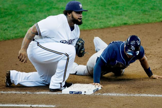 Prince Fielder and Other Major Leaguers' Sagging Trend