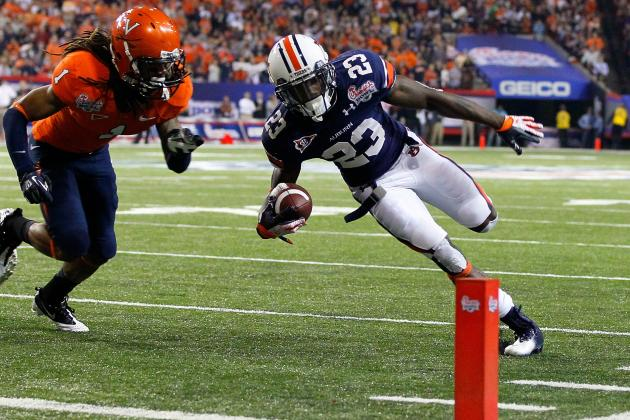 Auburn Football 2012: Strength and Conditioning Effort Builds Momentum