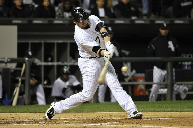 Spring Training 2012: Tyler Flowers Needs to Show Chicago White Sox He's Growing