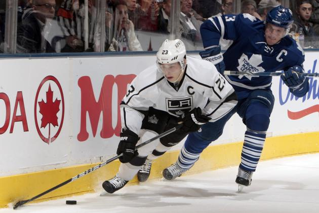 NHL Trade Rumors: Jeff Carter Deal Creates Trade Scenario Between Leafs & Kings
