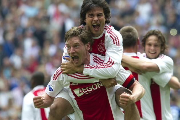 Jan Vertonghen: Ajax Star Would Be Perfect Arsenal Signing