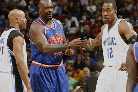 Shaquille O'Neal Should Stop Dissing Dwight Howard's Trade Demands