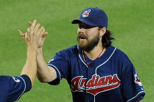 Why Chris Perez, Drew Storen and Brandon League Are Among MLB's Best Closers
