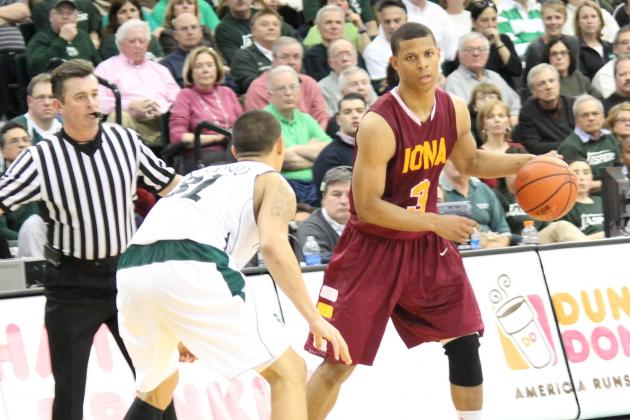 Iona Basketball: Gaels Play Fairfield for First Place in the Metro Atlantic