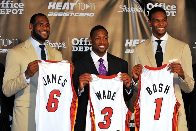 Miami Heat Are Finally Meeting Summer of 2010 Expectations