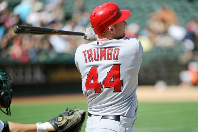 L.A. Angels Spring Training: The Mark Trumbo-Kendrys Morales Paradox