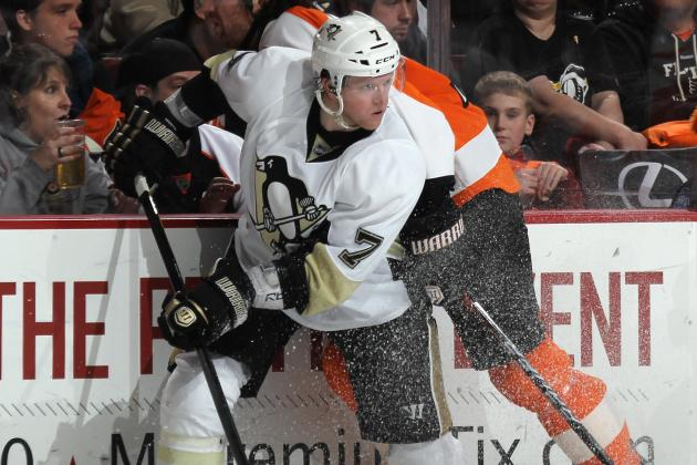 Penguins Trade Rumors: Trade Winds Blow Fickle, but Pittsburgh Needs Paul Martin