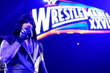 WWE News: The Real Reason Why the Undertaker Went Bald for WrestleMania 28