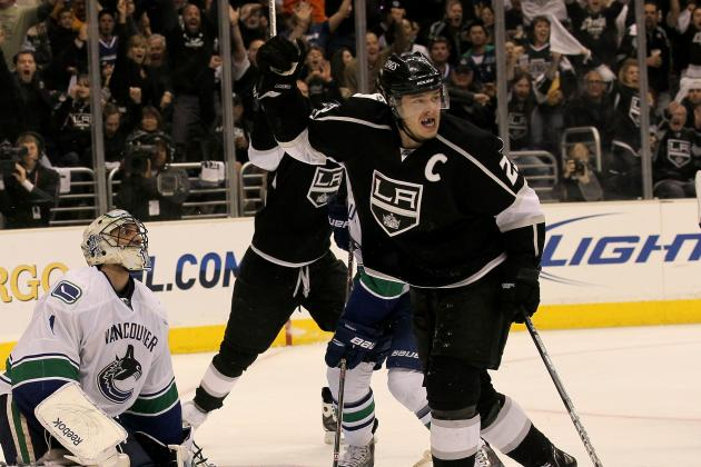 NHL Trade Speculation: Should the Vancouver Canucks Go After Dustin Brown?