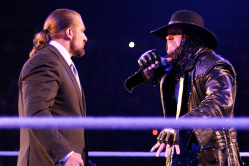 WrestleMania XXVIII: Is HHH/Undertaker III the Last Match for Either of Them?