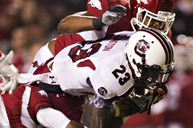 Bruce Ellington Must Choose South Carolina Football over Basketball