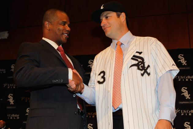 2012 MLB Predictions: Chicago White Sox Season Preview