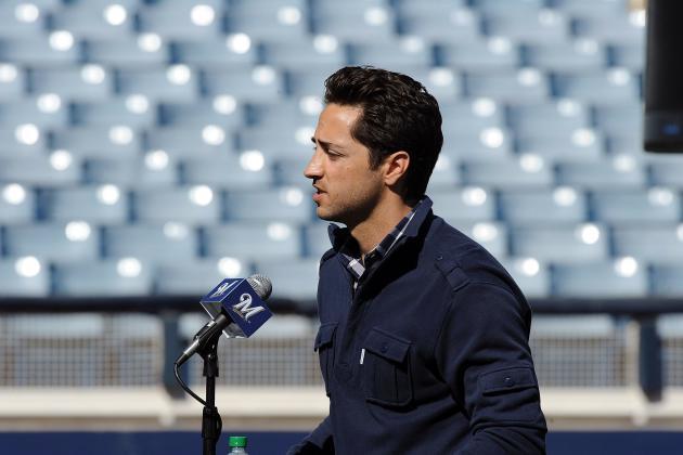 MLB, Ryan Braun Celebrate While Skeptics Question Ruling Legitamacy