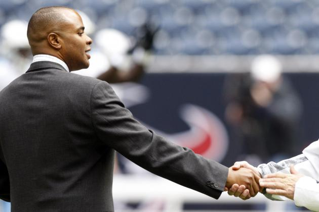 2012 NFL Free Agents: 5 Keys to Houston Texans' Strategy