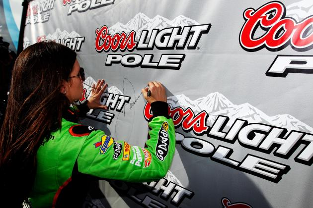 Nationwide Series Pole Gives Danica Patrick Confidence Boost in Daytona
