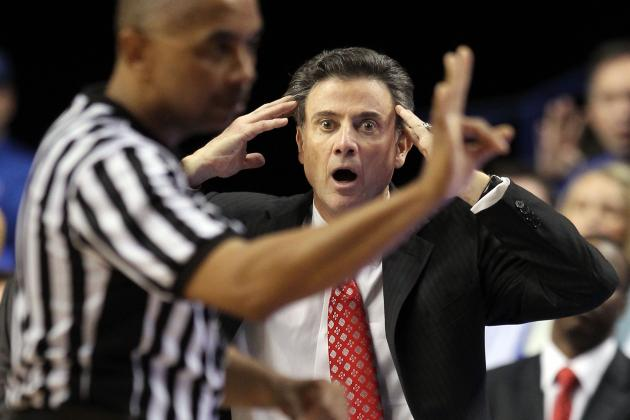 Cardinals' Rick Pitino Blames Referees, Cincy Fans: About Scapegoating in Sports