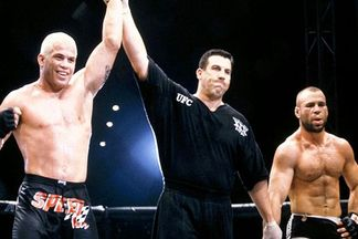 Tito Ortiz Recalls His Bout Against Wanderlei Silva in Japan