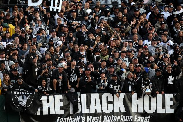 Raiders Organization, Fans Are No Longer Committed to Excellence