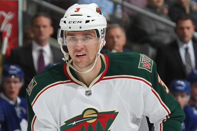 Analyzing the New Jersey Devils Acquiring Marek Zidlicky from the Minnesota Wild