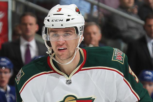 NHL Trade Rumors: New Jersey Devils Acquire Veteran Defenseman Marek Zidlicky