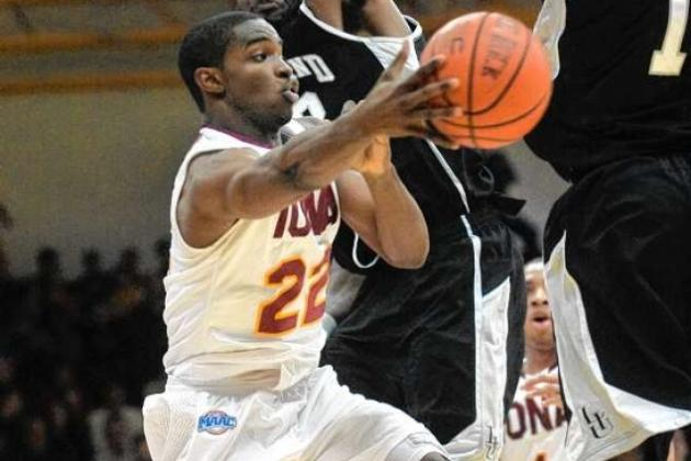 Sean Armand's Massive Second Half Propels Iona to MAAC Regular Season Title