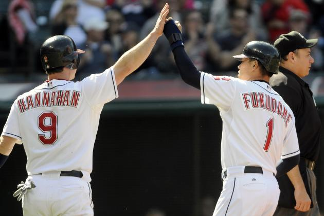 MLB Spring Training 2012: Lonnie Chisenhall and Jack Hannahan Battle