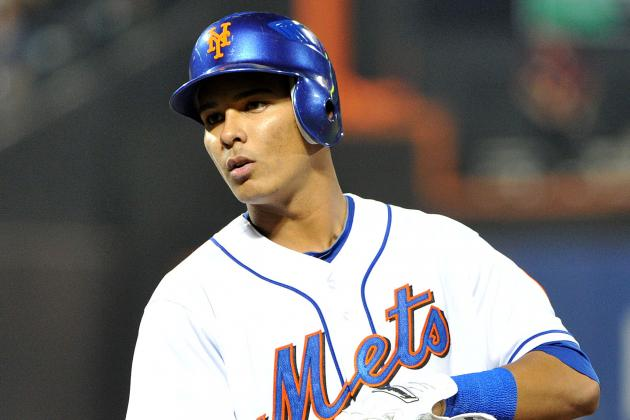 Spring Training: New York Mets Shortstop Ruben Tejada Not Making Life Easier