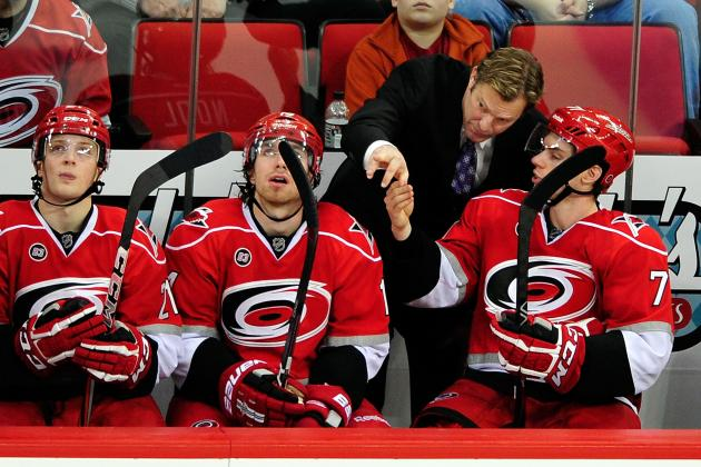 2012 NHL Trade Deadline: Carolina Hurricanes' Deadline Preview