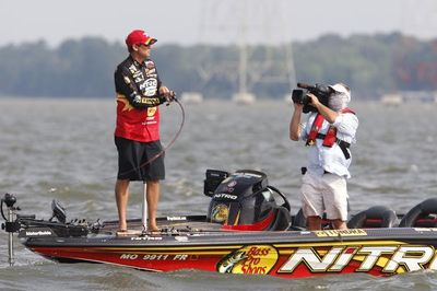 Bassmaster Classic 2012: Kevin VanDam and Veteran Anglers Set for a Big Day 2