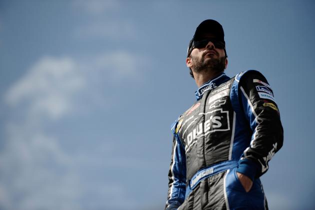 Jimmie Johnson: Why Prolific Racer Will Suffer Major Downfall in 2012