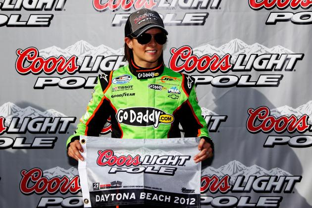 Daytona 500: Danica Patrick Is Here to Stay in NASCAR