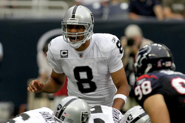 NFL Free Agency: Possible Destinations for Quarterback Jason Campbell