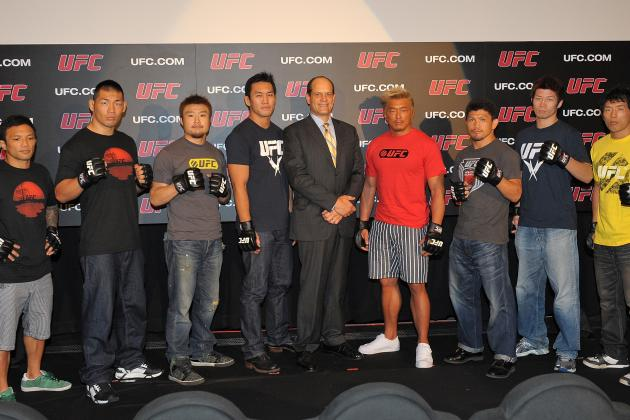 UFC 144 Fight Card Betting Odds: Will the Brazilian Effect Work in Japan?
