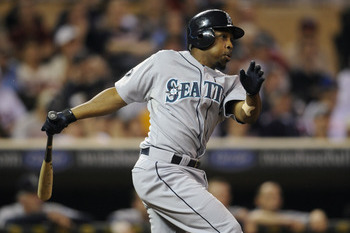 Chone Figgins Leading off for the Seattle Mariners Will End in Disaster