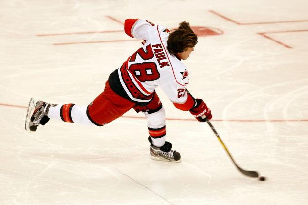 Carolina Hurricanes: Justin Faulk Needs to Be Considered for Rookie of the Year