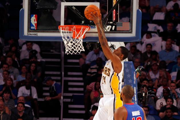 NBA Slam Dunk Contest 2012: Paul George Will Save All-Star Weekend
