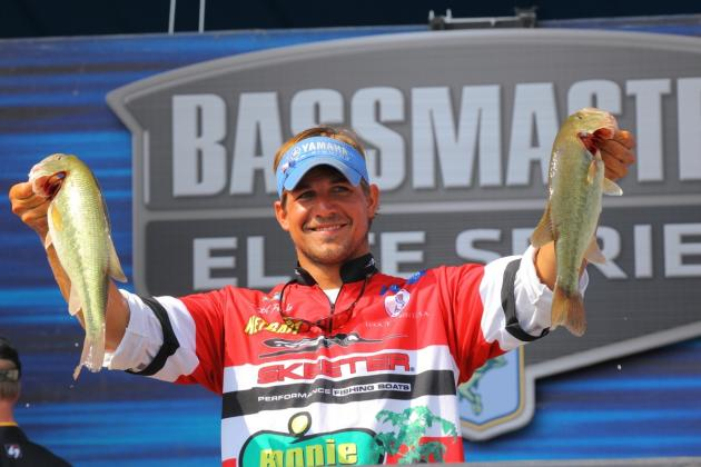 Bassmaster Classic 2012: Keith Poche, Greg Vinson Duel Will Come Down to Wire