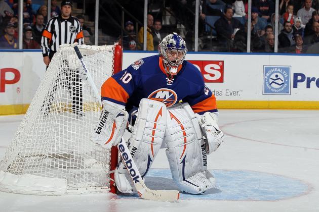 NHL Trade Rumors: Toronto Maple Leafs Should Add Evgeni Nabokov for Stretch Run