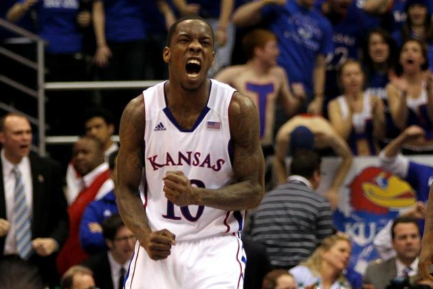 No. 5 Kansas Overcomes 19-Point Deficit to Defeat No. 3 Missouri
