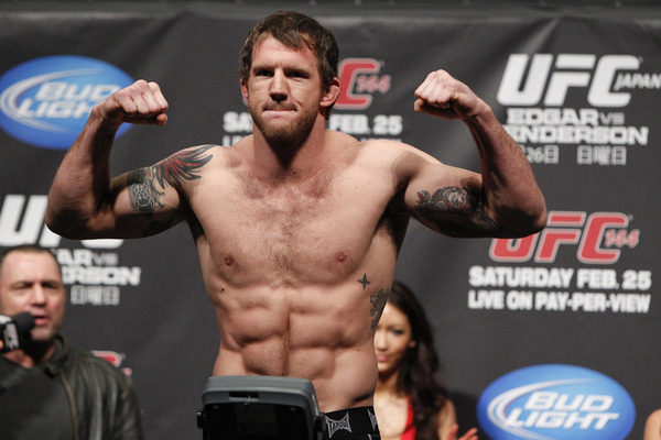 UFC 144 Fight Card: Where Does Ryan Bader Rank with a Win?