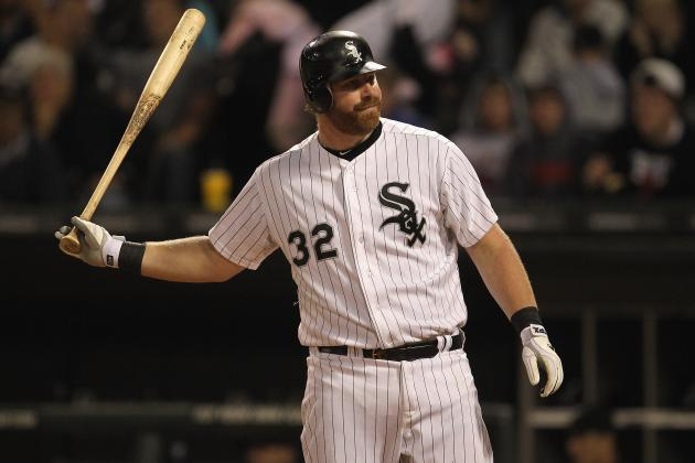White Sox: Robin Ventura Gives Adam Dunn His Nod of Support