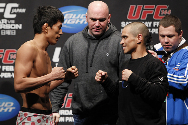 UFC 144 Results: What We Learned from Chris Cariaso vs. Takeya Mizugaki