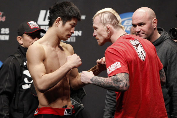 UFC 144 Results: What We Learned from Hatsu Hioki vs. Bart Palaszewski