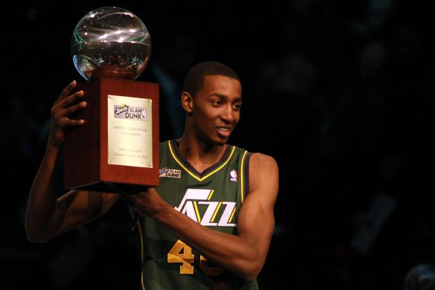 NBA Slam Dunk Contest 2012: Breaking Down the Biggest Blunders