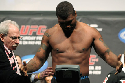 UFC 144 Results: It Might Be Time for Rampage to Hang 'em Up