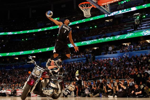 NBA Slam Dunk Contest 2012: Why It Showed a Misunderstanding of Creativity