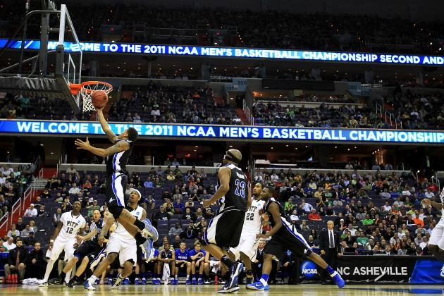 2012 Big South Conference Tournament: UNC-Asheville Looks to Wear the Crown