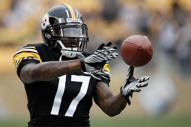 Pittsburgh Steelers: What Steelers Must Do to Lock Up Mike Wallace