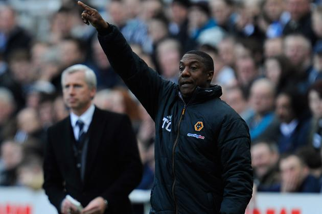 Wolverhampton Wanderers: Terry Connor Starts off with Draw Against Newcastle
