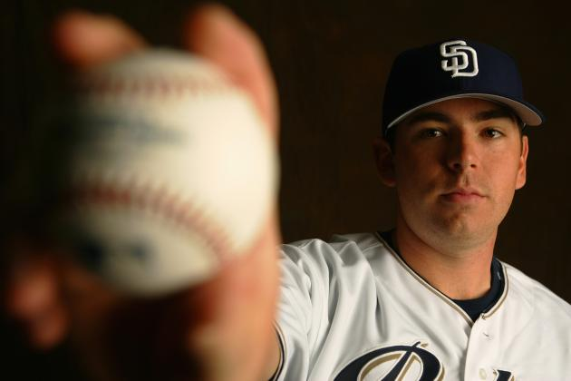 San Diego Padres Spring Training, Part 1: Starting Rotation